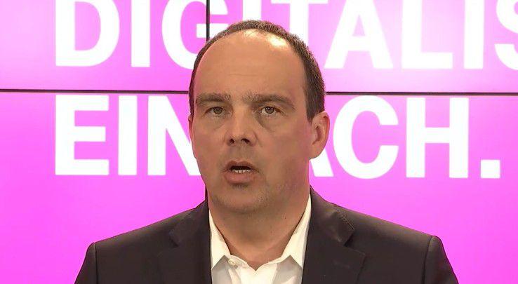 """""""Wir digitalisieren den Mittelstand"""". umwirbt Gescchäftsführer Hagen Rickmann kleinere und mittlere Unternehmen."""