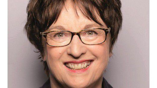 Bundeswirtschaftsministerin Brigitte Zypries zeigt sich not amused.