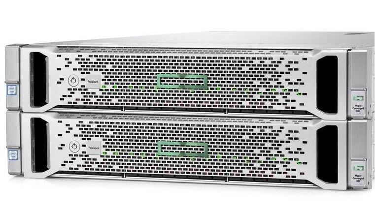 Als schlüsselfertige Hyper Converged-Lösung soll das neue HP-System mittelständischen Unternehmen den Aufbau von Private und Hybrid Clouds erleichtern.