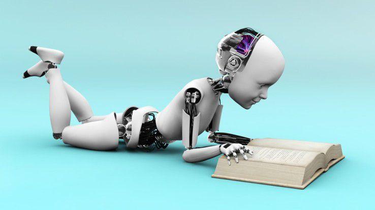 Das Geschäftspotenzial im Bereich Machine Learning ist phänomenal.