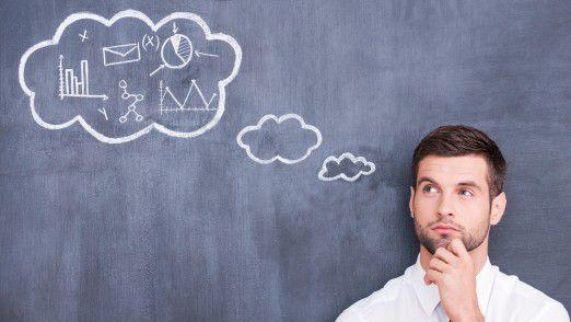 Die Entscheidung für die Cloud zieht oft weitere Fragen nach sich.
