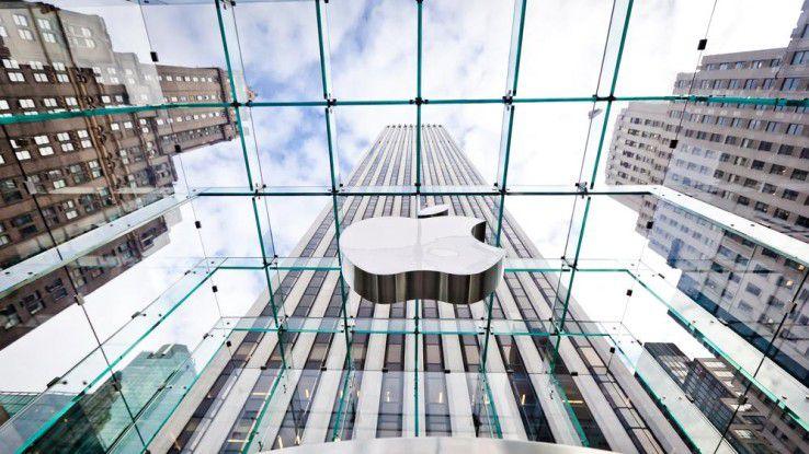 Apple baut für die Entwicklung einer Plattform für autonome Fahrzeuge auf Know-how von QNX.