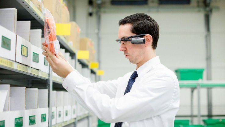 Augmented Reality findet langsam auch im Unternehmensumfeld seinen Platz.