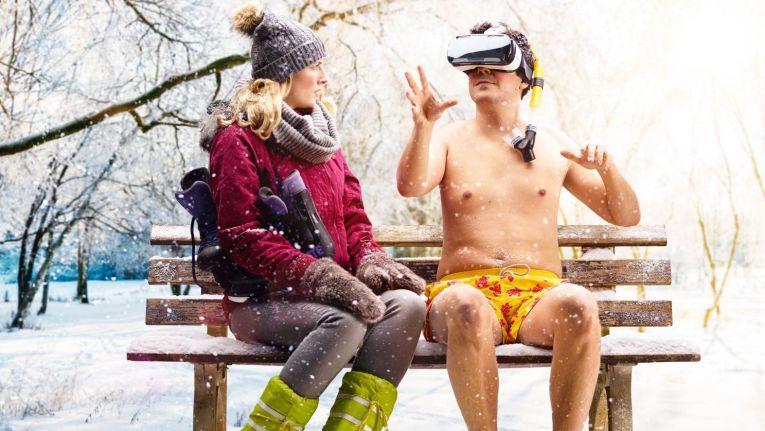 Wie bei allen irrealen Reizen sollte sich der Nutzer auch in der Virtual Reality noch auf sein eigenes Gefühl verlassen.