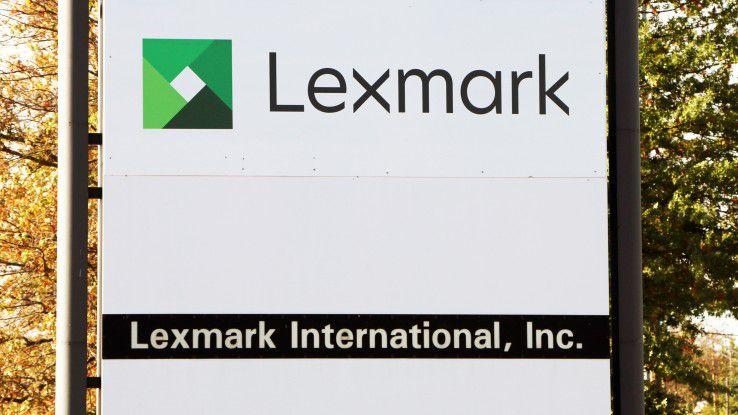 Lexmark Shutterstock - nur redaktionelle Zwecke