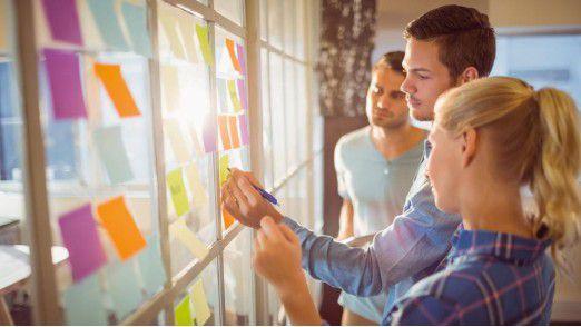 Jugend forsch: Digital Labs wollen Nachwuchs-Gründern Freiräume für die Arbeit an ihren Ideen bieten.