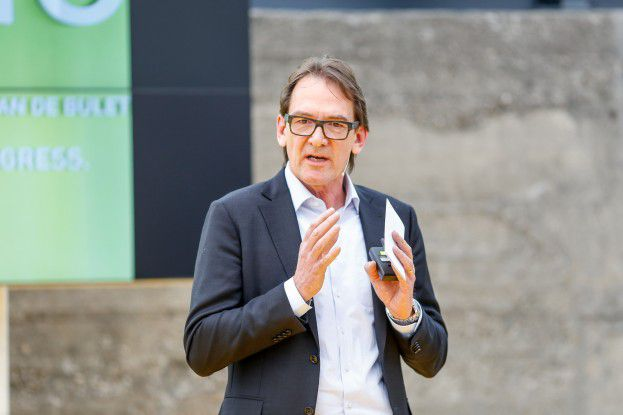 "Uli Huener, Head of Innovation Management bei EnBW: ""Es gibt keine Blaupause für Innovationen."""