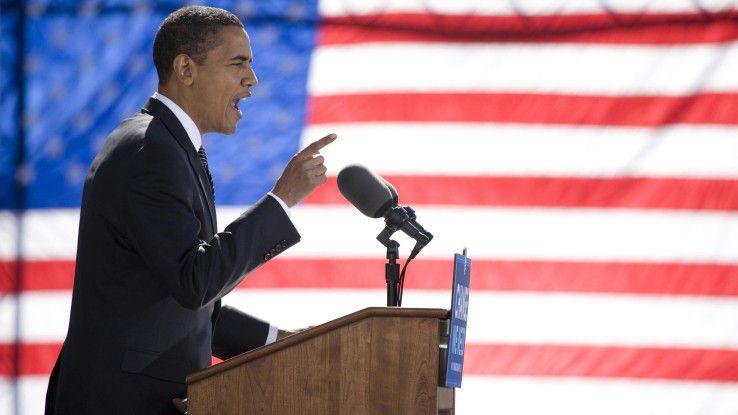 Aufgrund des Messebesuchs von US-Präsident Barack Obama am ersten Messetag gelten in diesem Jahr besondere Sicherheitsanforderungen.