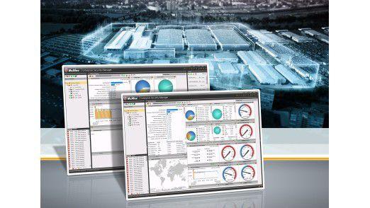 Gemeinsam haben Siemens und Intel eine Security-Lösung für die Smart Factory entwickelt.