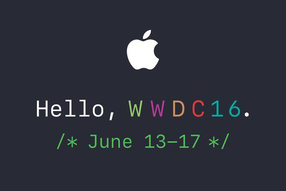"Die WWDC 2016 läuft wohl unter dem Motto ""Back to the Roots""."