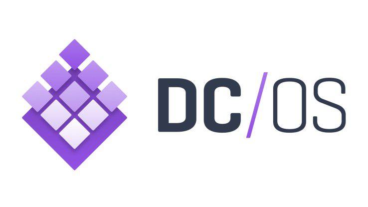 Das offizielle DC/OS-Logo.