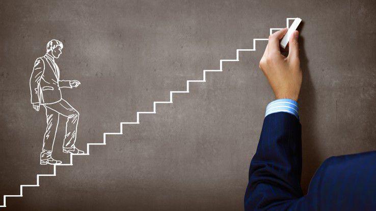IT'ler haben eine andere Vorstellung von Karriere. Der Aufstieg soll insbesondere mit Spezialisierungen einhergehen.