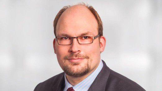 """Marc Fliehe, Bereichsleiter Sicherheit beim Bitkom: """"CISOs haben sich in ihrer Funktion als Treiber der IT-Sicherheit vor allem in großen Unternehmen etabliert."""""""