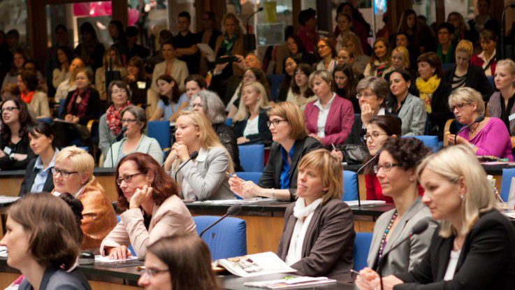 Über 6000 werden zur diesjährigen größten Frauenkarrieremesse in Bonn erwartet.