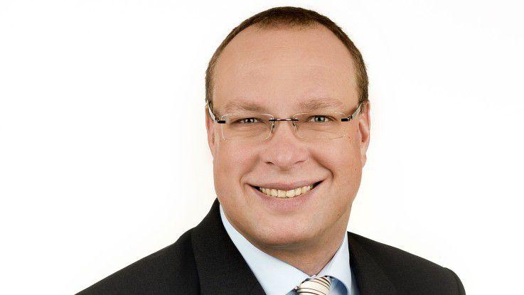 Lorenz Kuhlee kritisiert, dass viele Unternehmen wider besseres Wissen zu wenig für ihre IT-Sicherheit tun.