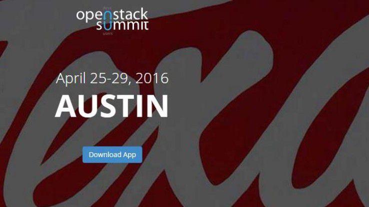 Auf dem OpenStack Summit in Austin gibt es zahlreiche Vorträge von Anwendern, darunter Volkswagen, AT&T, SAP und Google.