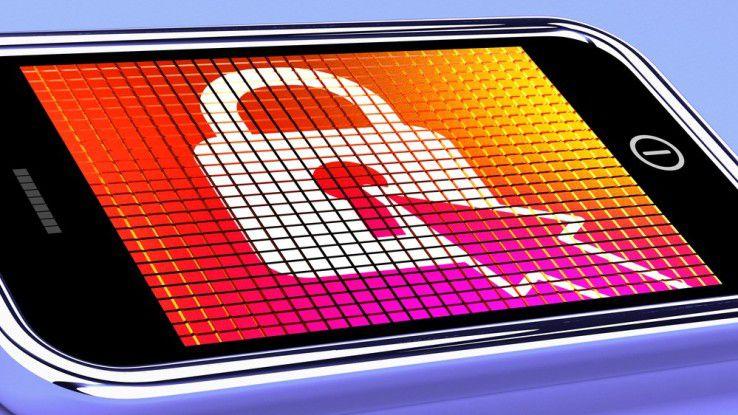 Mobile Telefonate zu verschlüsseln, erfordert eine darauf angepasste IT-Infrastruktur im Unternehmen.