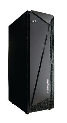 Die Variante A9000R ist die Rack-Version der neuen Flash-Systeme.