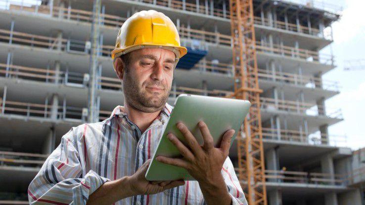 Herkömmliche Tablets erfüllen nur einen Bruchteil der Anforderungen an Outdoor-Geräte.