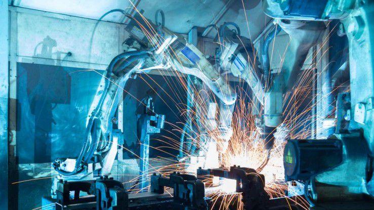 Für die Zuverlässigkeit von Industrie 4.0 ist ein hohes Maß an IT-Sicherheit unabdingbar.