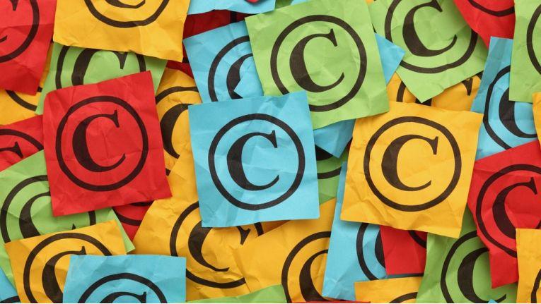 Geht es um den Bildeinsatz im Internet, stehen Fragen zum Copyright ganz oben auf der Agenda.