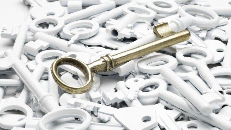 """Regierungen hätten am liebsten einen """"Master Key"""" für den vollen Zugriff auf alle Verschlüsselungssysteme."""