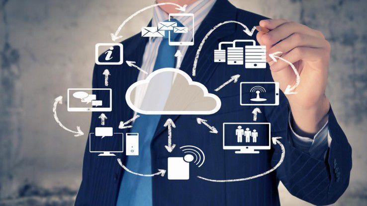 Die Bereitstellung einzelner Business Apps ist noch keine Enterprise-Mobility-Strategie, es kommt auf das Zusammenspiel an.