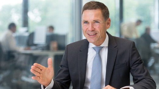 Christoph Kübel ist Geschäftsführer und Arbeitsdirektor bei Bosch.
