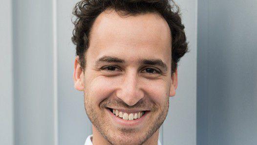 Gründer Christian Vetter will mit HRForecast Organisationsstrukturen zukunftsfähig gestalten.