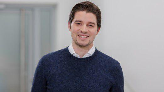 Carl Hoffmann digitalisiert mit seinem Startup Talentry Mitarbeiter-werben-Mitarbeiter-Programme.