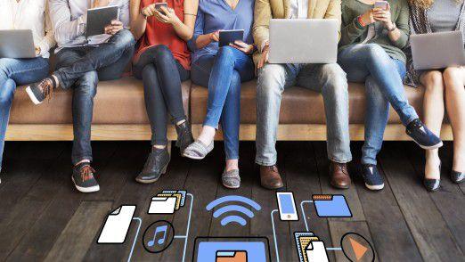 Daten sind das Öl der digitalen Wirtschaft.