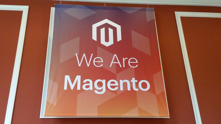 "Das Motto der diesjährigen Magento Imagine: ""We are Magento""."