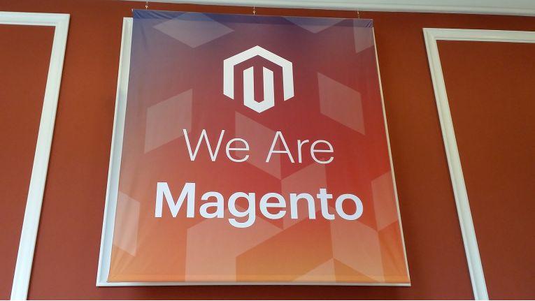 """Das Motto der diesjährigen Magento Imagine: """"We are Magento""""."""