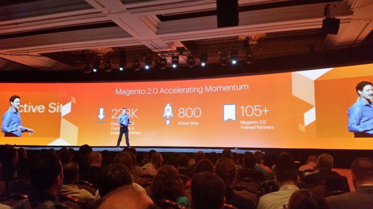 Magento Commerce präsentiert den Magento Marketplace. Magento geht hier selbstbewusst neue innovative Wege und vermarktet alle Extensions ab sofort selbst.