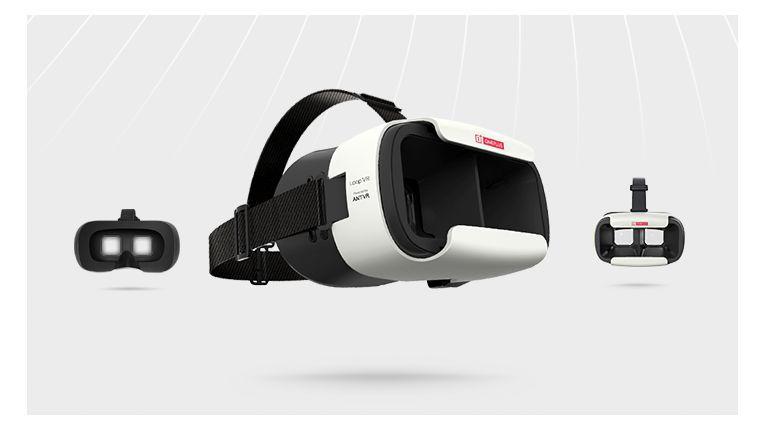 """Die VR-Brille """"Loop"""""""