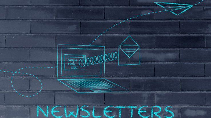 Wie viele Newsletter landen eigentlich täglich in Ihrem Postfach? Und wie viele davon lesen Sie?