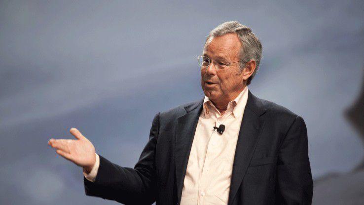 Mike Lawrie, seit 2012 Chef und Sanierer von CSC, wirddurch die Übernahme der IT-Services-Unit von HPE ein mehr als doppelt so großes Reich regieren.