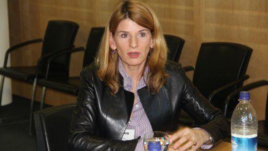 """Simone Funke, Lexta: """"Die Frauenquote kann helfen, alte Strukturen aufzubrechen."""""""