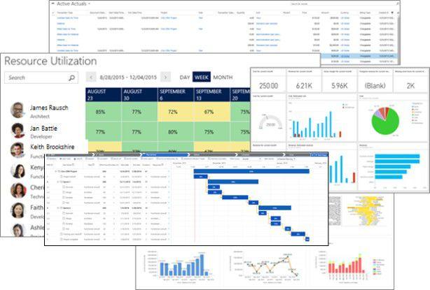 Mit dem neuen Release von Dynamics CRM 2016 sollen Anwender Microsoft zufolge ihren Ressourceneinsatz effizienter planen und umsetzen können.