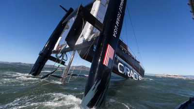 HP Enterprise fordert Schadensersatz: Oracle hat Ärger - Foto: Oracle Team USA
