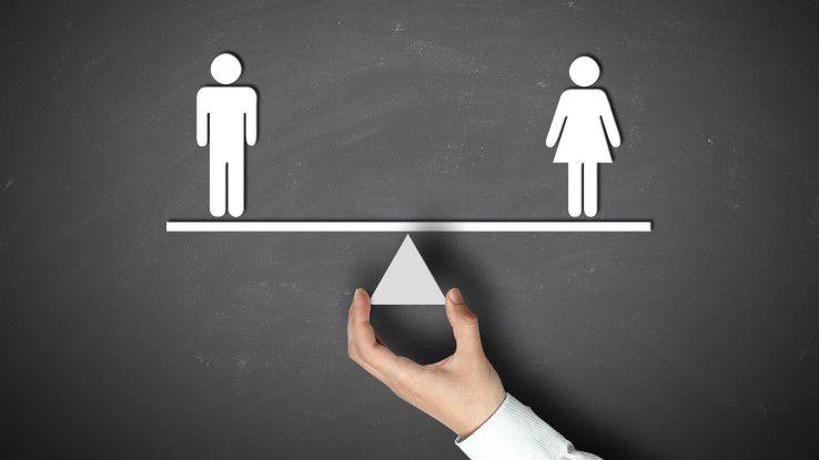 Für Frauen sind weiche Faktoren besonders wichtig. Gehen Firmen auf diese Faktoren ein, können sie ihre Firmenwerte glaubwürdig rüberbringen.