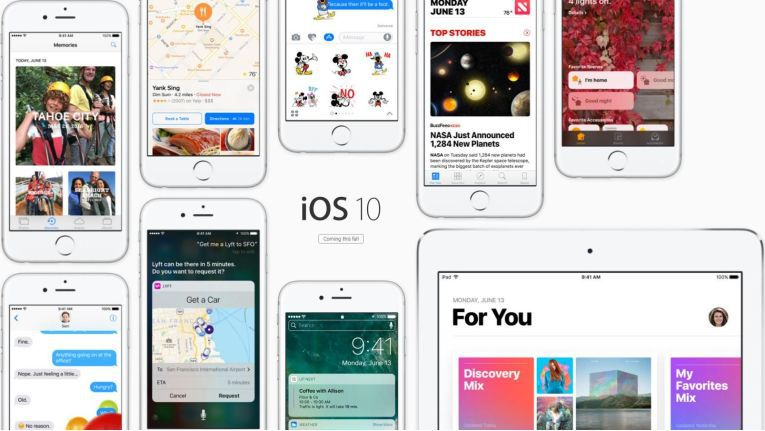 System-Apps unter iOS 10 lassen sich deinstallieren.