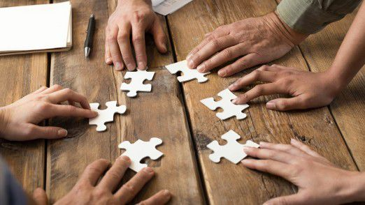 Verteilte Teams müssen sich nicht täglich sehen, aber einige Treffen im Jahr sollten es schon sein.
