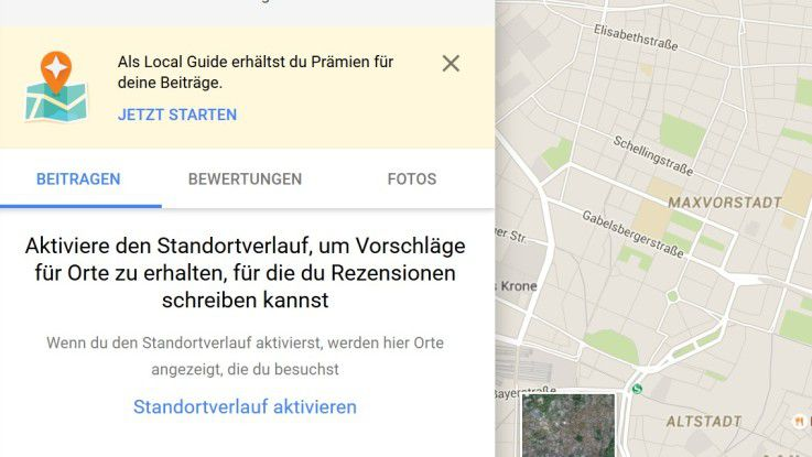 google maps tipps und tricks f r googles kartendienst. Black Bedroom Furniture Sets. Home Design Ideas