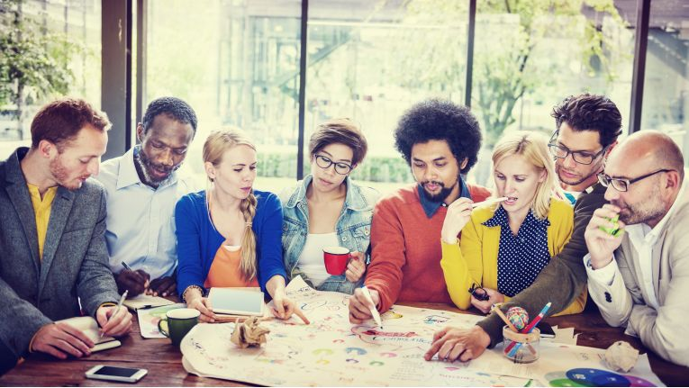 Projektmanagement nach Scrum ist kein Wundermittel sondern harte Projektarbeit - mit Mehrwert für Unternehmen und Anwender.
