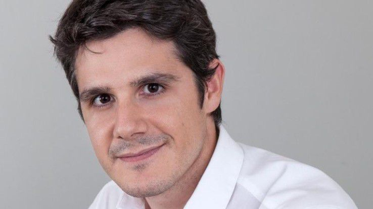 """Pedro Bados: """"Wir wollen ein Brücke über den tiefen Graben zwischen IT und Endanwender bauen."""