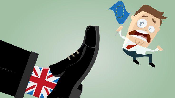 Großbritanniens Volk hat entschieden: Die EU-Entscheider sollen im Königreich keinen Einfluss mehr haben, der Austritt aus der Europäischen Union ist beschlossene Sache.