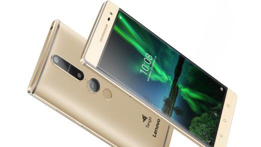 Das Lenovo Phab 2 Pro kommt vermutlich erst im Herbst.
