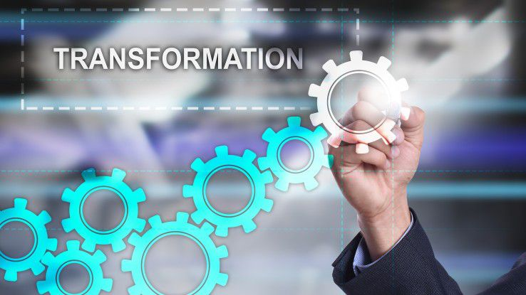 Digitale Transformation bedeutet Business-Transformation.