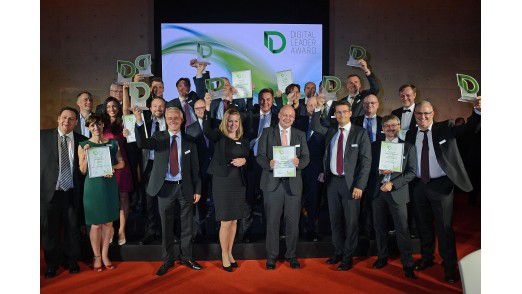 Das Team des Digital Leader Award gratuliert allen Siegern und Platzierten!